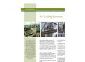 Air Modeling Brochure
