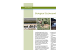 Biological Studies and Services Brochure