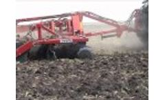 Evers SE600 Vario Disc Harrow Video