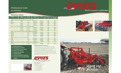 Forest - Model 75 - Multi Purpose Cultivator Brochure
