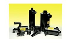 Metal Dry Air Filters