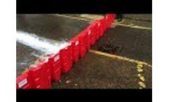 Boxwall Flood Barriers from Flood Control International Video