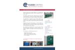 FloodControl - Swing-Hinge Flood Gates - Brochure