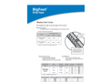 BigFoot - Medium Flow Series - Drip Tape Datasheet