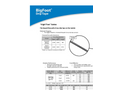 BigFoot - High Flow Series - Drip Tape Datasheet