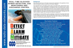 CSO Level and Blocked Sewer Detection - Alarm - Mitigation-Brochure