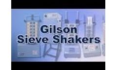 Gilson Sieve Shakers Video