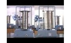 Gilson 8in to 12in Sieve Shakers (SS-14, SS-14D) Video