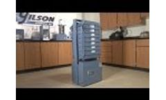 Gilson Porta-Screen (PS-3, PS-4) - Video