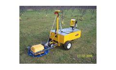 Remote Operated Vehicle ( R.O.V. )