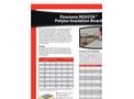 Resista Polyiso Insulation Board Brochure
