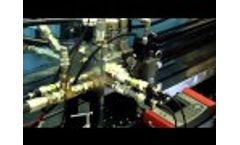 Proportional Directional Valve Test Video