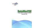 DataWorX - Version 32 - OPC Data Aggregation, Bridging, Redundancy and Tunneling Software Brochure