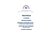 Oil Field Gaskets - Brochure