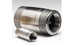 Strataflo - Model F300 - Lead-Free Check Valve with Rubber Poppet