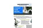 Hydrant Flow Meters Brochure