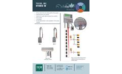 Tucor - Model Hybrid 3D - Master Valve and Flow Sensor - Datasheet