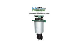 Mirage - Model M-160 - Sprinklers Manual