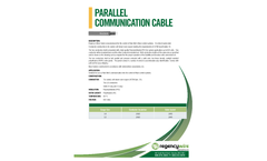 Regency Maxi - Parallel Communication Cable Brochure