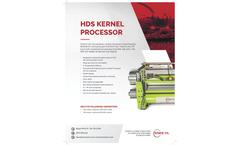 Scherer - Model HDS - Kernel Processor System - Datasheet