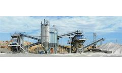 CRIFI Crushing Plant - Air Cleaning System