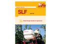 Fischer Mulchgerate - Model SLF Series - Fruit Growers Mower