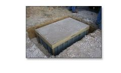 MacLean - Model CVA Series - Underground Splice Vault Polymer Concrete
