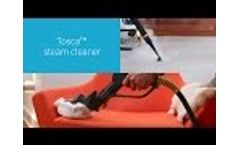 Dupray Tosca Steam Cleaner - New Model- Video