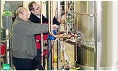 Industrial wastewater treatment for the galvanic industry