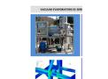 C&G - Model ES Series - Vacuum Evaporators - Brochure