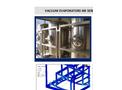 C&G - Model ME Series - Vacuum Evaporators - Brochure