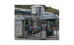 C&G - Model VN-T Series - Vacuum Wastewater Evaporators