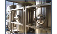 C&G - Model ME Series - Vacuum Wastewater Evaporators