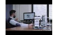 CG Depurazione Industriale - Industrial Waste Water Treatment Systems - Video