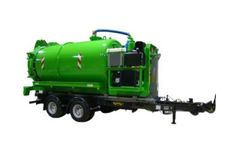 Model CITB19 - Sewage Tank Trailer