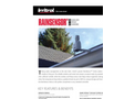 Irritrol RainSensor - Wired and Wireless Sensors