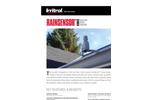 RainSensor Wired Brochure