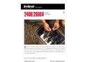 2400/2600 Series - Angle Valves Brochure