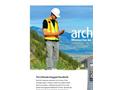 Archer - Model 2 - Ultra-Rugged Handheld System - Datasheet Brochure
