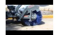 Worksaver 3pt Rotary Broom Video