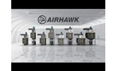 Airhawk Cartridge Dust Collectors - Video