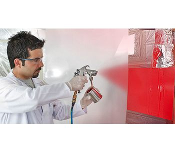 Air purification / filtration systems for painting & coating - Paint