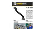 Diversitech - Model RA-6H063 - Telescopic Extraction Arm Brochure