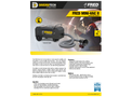 Fred MINI-VAC II Compact Fume Extractor - Brochure