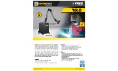 Diversitech Fred JR Portable Fume Extractor - Brochure