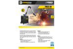 FRED SR Self Cleaning Portable Fume Extractor - Brochure
