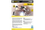 FRED ECO Wall-Mounted Fume Extractor - Brochure