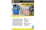 WV-55 Sludge Vacuum - Brochure