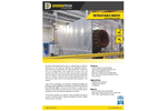 Retractable Booth Fume and Dust Collection - Brochure