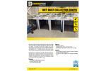 Wet Dust Collection Booth - Brochure